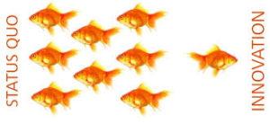 Innovation goldfish